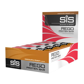 SiS Rego Protein Bar Box Mint Chocolate 20 x 55g